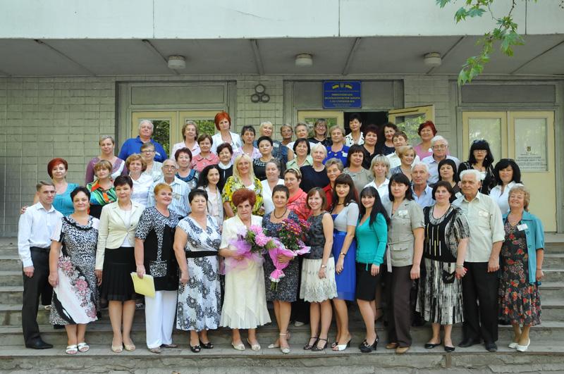 колектив вчителів