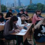XV Всеукраїнський радіодиктант національної єдності в ЗОШ№6