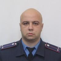 ст. лейтенант міліції.  Довгань Сергій Володимирович.