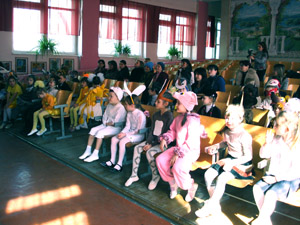 Миколаївська загальноосвітня школа№6
