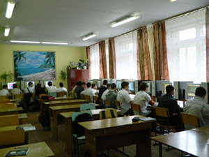 Миколаївська загальноосвітня школа№6: Кабінет інформатики