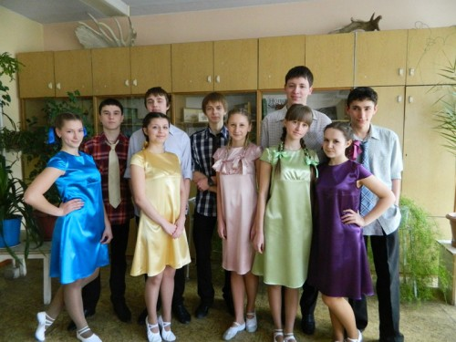 Конкурс Танца 2012